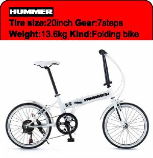 (ハマー)-折り畳み自転車 ...